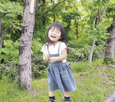 自然体験が豊かな子どもほど、後の人生が充実する